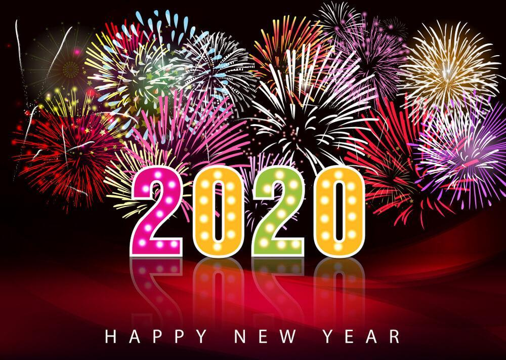Happy New Year 2020 Images HD, Wallpapers Free Download