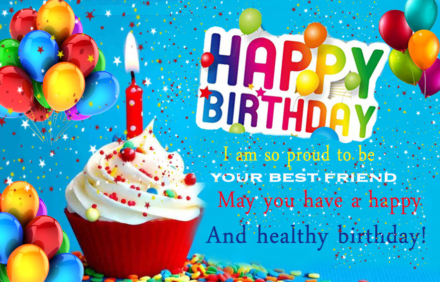 Happy Birthday Wishes Short And Long Messages For Friend