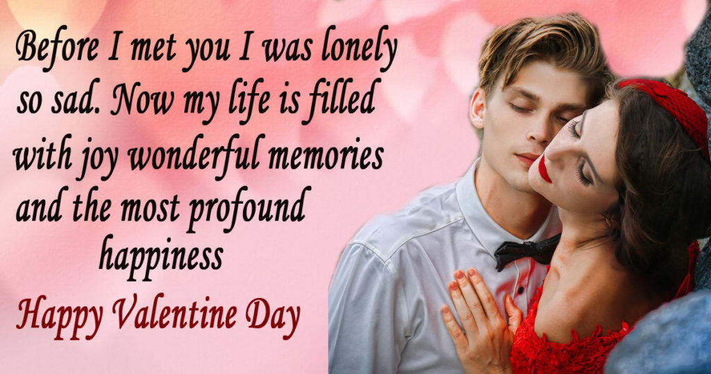 valentines wishes for girlfriend